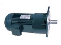 Motor giảm tốc bánh răng loại mặt bích trục thẳng 200W-1/4HP